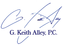 G. Keith Alley | Knoxville Lawyer